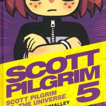Scott Pilgrim 5: Scott Pilgrim vs. the Universe (Scott Pilgrim)