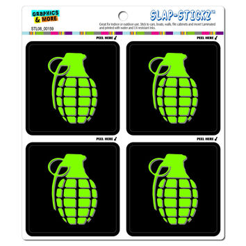 Grenade SLAP-STICKZ TM Premium Sticker