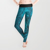Stars Can't Shine Without Darkness Leggings by Soaring Anchor Designs