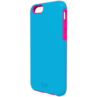 "Iluv Iphone 6 4.7"" Regatta Case (teal)"