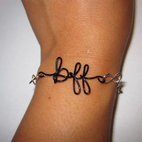 Best Friends Forever Infinity Bracelet - Mixed Materials