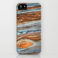 Jupiter iPhone & iPod Case by Terry Fan