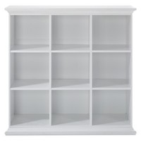 Somerset Bookcase - White