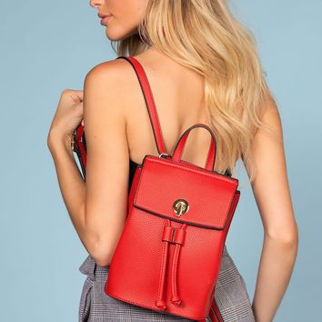 Little Red Riding Backpack