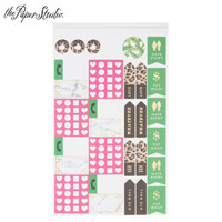 Check It Off Foiled Stickers   Hobby Lobby   1527209