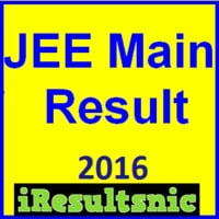 JEE Main Result 2016: JEE Result 2016 Live at www.jeemain.nic.in