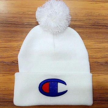 LMOFN1 Perfect Champion Hip Hop Women Men Beanies Winter Knit Hat Cap