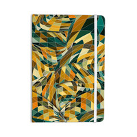 "Danny Ivan ""Bring You Back"" Yellow Teal Everything Notebook"