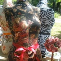 Discount 3 WHOLESALE Dress Form bulk lot craft market displays your choice, Boutique showcase window displays storefront