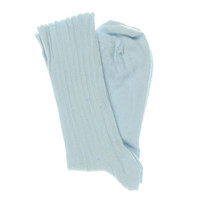 Hue Womens Cotton Blend Ribbed Dress Socks