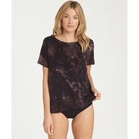 Billabong Women's Washed Down Shirt | Black
