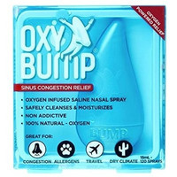 Oxy Bump Sinus Congestion Relief