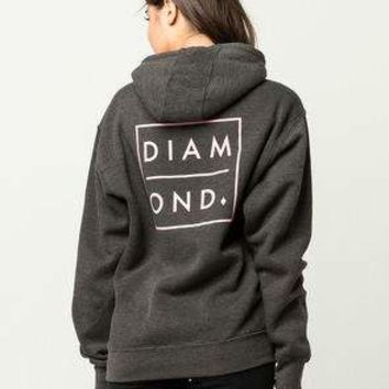 DIAMOND SUPPLY CO. Womens Hoodie