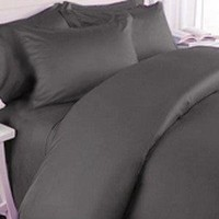 1500 Thread Count Wrinkle Resistant Ultra Soft Luxurious Egyptian Quality 3-Piece Duvet Cover Set