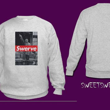 Swerve Will Smith sweater sweatshirt Unisex Women and Men