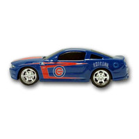 Ford Mustang 1:64 - Chicago Cubs