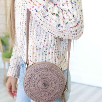 One Way Ticket Bag - Taupe