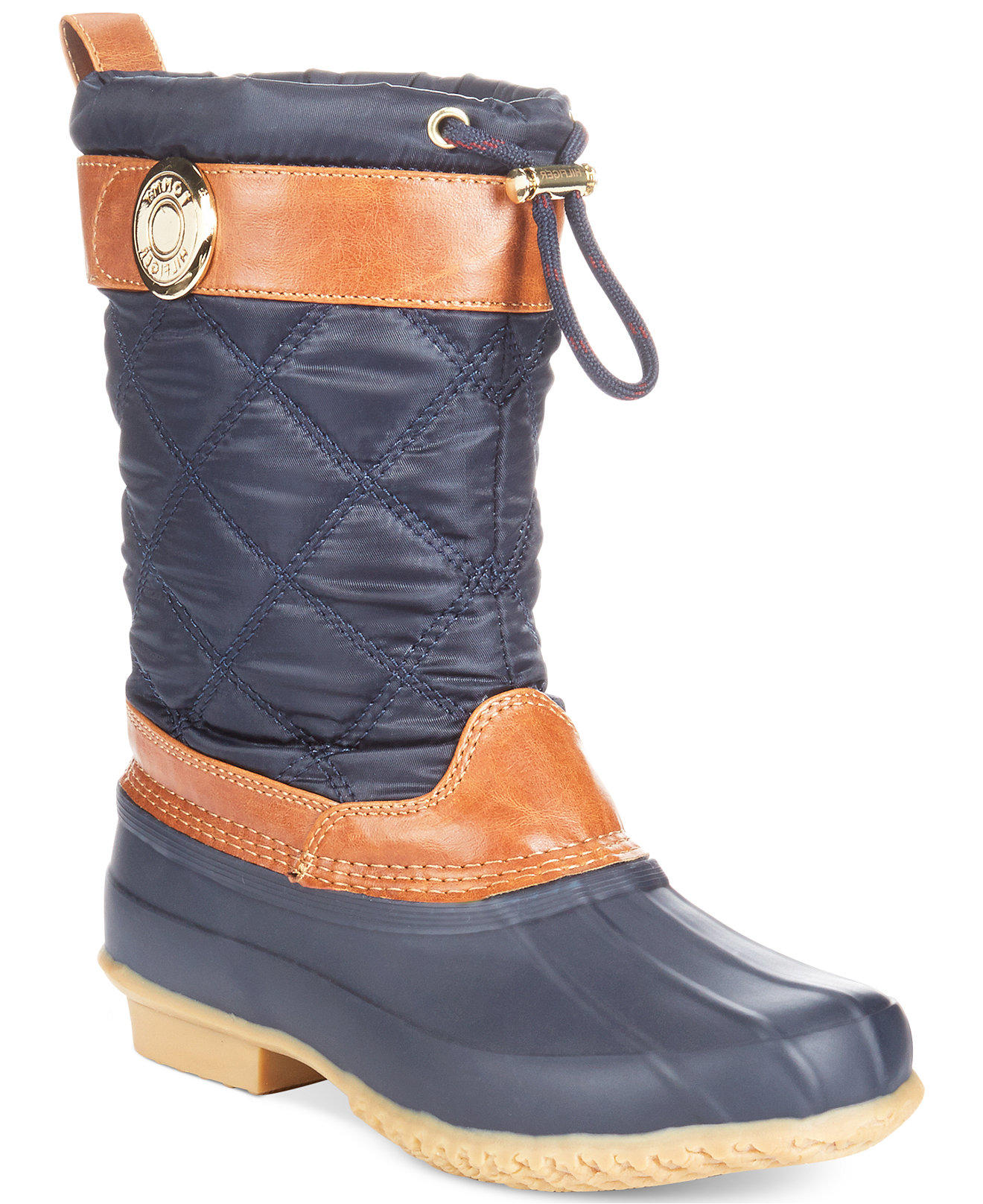 Tommy Hilfiger Women's Arcadia Duck Boots from Macys