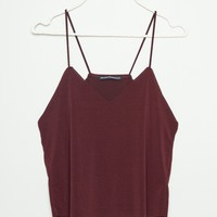 Rhianna Tank - Tanks & Halters - Tops - Clothing