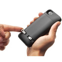 The Cordless iPhone 5/5s Charging Case