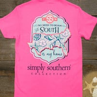 The South Is My Home Tee | Simply Southern