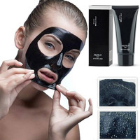 [FREE SHIPPING] Blackhead Remover Clean Black Mud Deep Cleansing Purifying Peel Acne Facial Face Mask Pore Cleanser Treatment