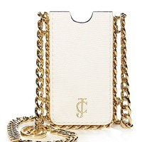 Juicy Couture iPhone5 case(White or Pink)