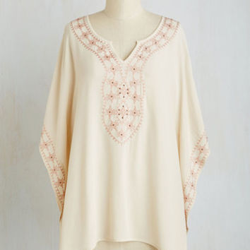 Boho Mid-length 3 Fashion Freedom Top