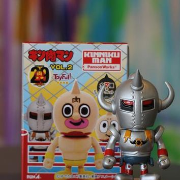 Lulubell Toys - Kinniku Man mini bobble head - blind box - SALE!