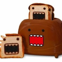 Best Stuff - Official Licensed Domo Toaster