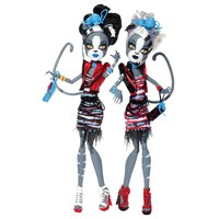 MONSTER HIGH® Zombie Shake™ Meowlody® and Purrsephone® - Shop.Mattel.com