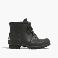 HUNTER® ORIGINAL LACE-UP BOOTS