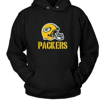 Green Bay Packers Football Hoodie Two Sided