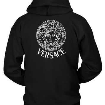 DCCKL83 Versace Hoodie Two Sided
