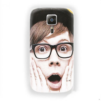 Fall Out Boy Patrick Stump Cute For Samsung Galaxy S6 Edge Case