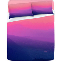 DENY Designs Home Accessories | Aimee St Hill Como Sunset Sheet Set