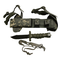 Ontario Asek - Aircrew Survival Egress Knife