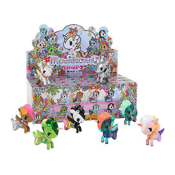 Tokidoki Mermicorno Series 2 Blind Box Figure