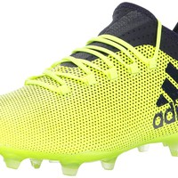 adidas Men's X 17.2 Firm Ground Cleats Soccer Shoe