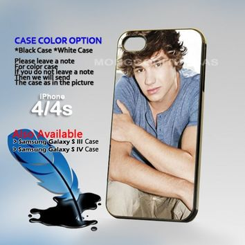 Liam Payne One Direction, Photo On Hard Plastic iPhone 4 4S Case