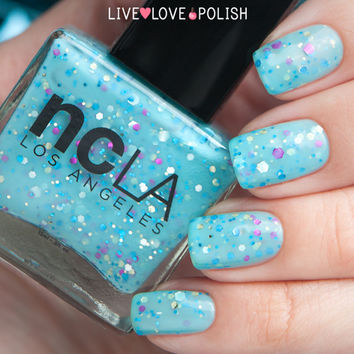 NCLA A Touch Of Class Nail Polish (Duchess Of L.A. Collection)