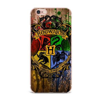 Harry Potter Silicone iPhone 5-X Case (Various Designs)