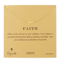Faith Cross Necklace - Dogeared