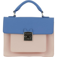 Two-tone satchel, Sister