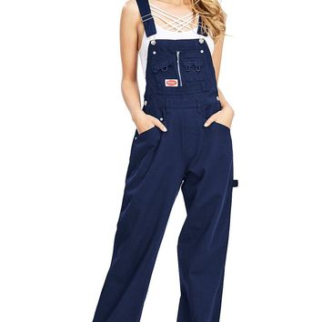 Flight Canvas Overalls