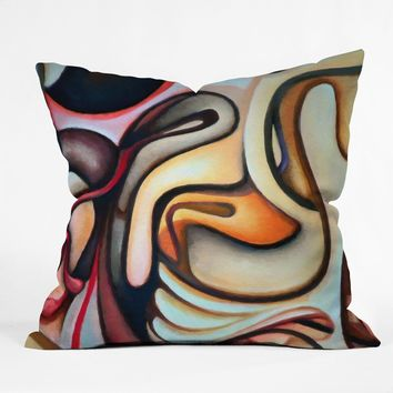 Brian Wall Fine Art Space 13 Throw Pillow