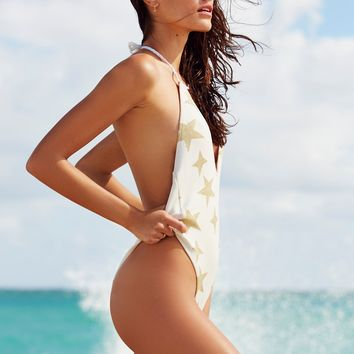 Free People Sea You Later One Piece Swimsuit