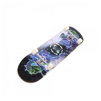 COOLGO Blue Dragon Stickers Maple Deck Skateboard Complete,ship from US