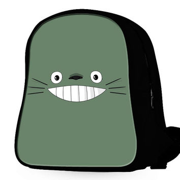 Studio Ghibli How Can You Resist This Fuzzy Little Face Backpack