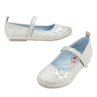Anna and Elsa Flat Shoes for Kids | Disney Store